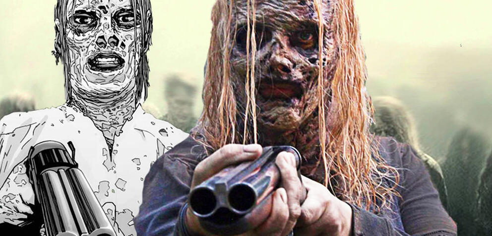 The Walking Dead: Alle Easter Eggs in Staffel 9, Folge 9
