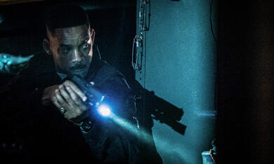 Bright mit Will Smith - Bild 5