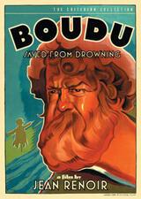 Boudu - Aus den Wassern gerettet - Poster