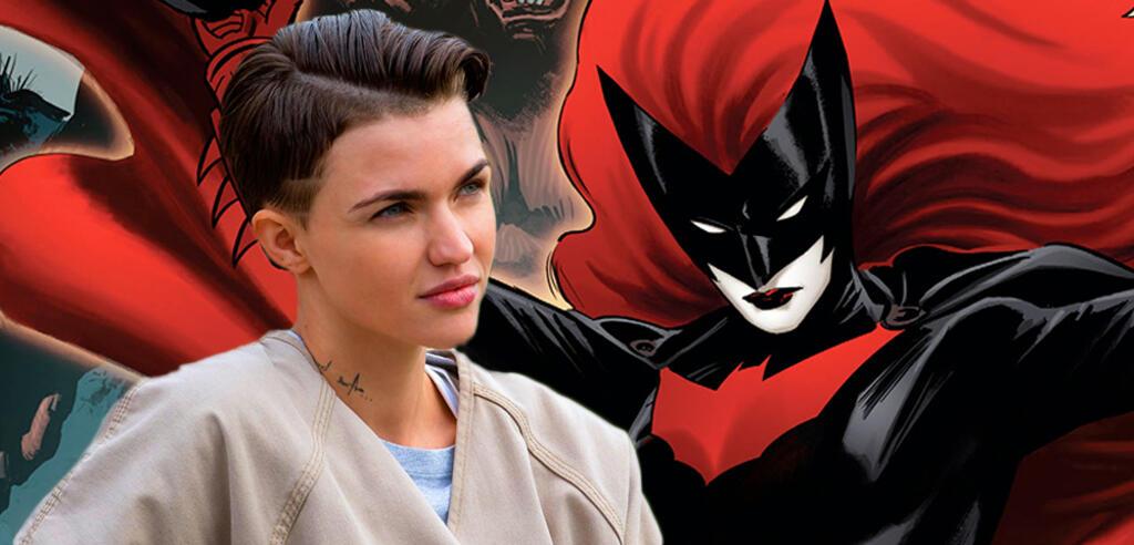 Batwoman und Ruby Rose