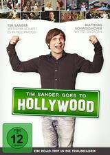 Tim Sander Goes to Hollywood - Poster