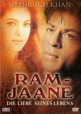 Ram Jaane - Die Liebe seines Lebens - Poster
