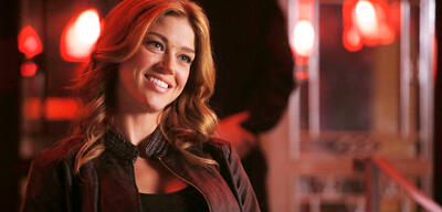 Adrianne Palicki inMarvel's Agents of S.H.I.E.L.D.
