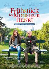 Frühstück bei Monsieur Henri - Poster