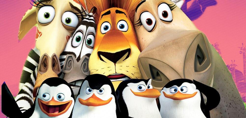 Madagascar 1-3: Fans der Filme erwartet im echten Zoo eine böse Überraschung
