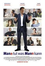 Mann tut was Mann kann Poster