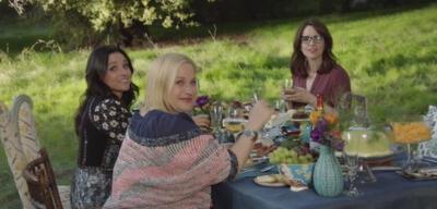 Julia Louis-Dreyfus, Patricia Arquette und Tina Fey feiern den Last Fuckable Day in Inside Amy Schumer