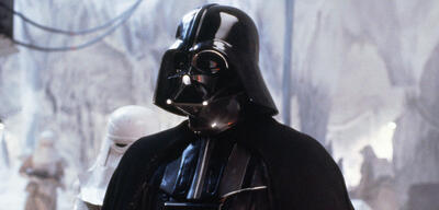 Darth Vader in Star Wars