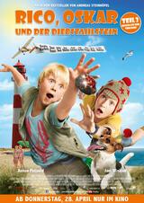 Rico, Oskar und der Diebstahlstein - Poster
