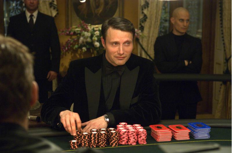 James Bond 007 - Casino Royale mit Mads Mikkelsen