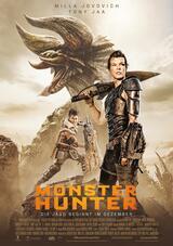 Monster Hunter - Poster
