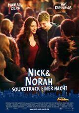 Nick und Norah - Soundtrack einer Nacht - Poster