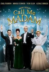 Madame macht Geschichten - Poster