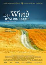 Der Wind wird uns tragen - Poster