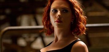 Bild zu:  Scarlett Johansson als Black Widow in The Avengers