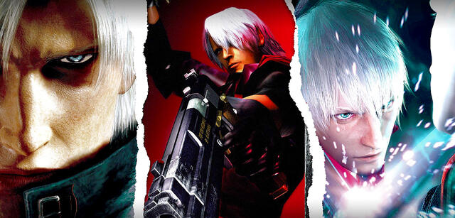 Dante (Devil May Cry 1-3)
