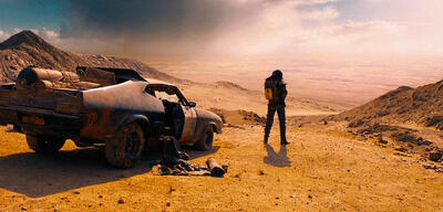 """Selbstzerstörende Zivilisation in """"Mad Max"""""""