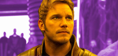 Chris Pratt in Guardians of the Galaxy 2