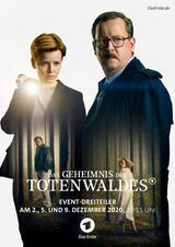 Das Geheimnis des Totenwaldes - Poster