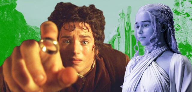 Der Herr der Ringe: Die Gefährten, Game of Thrones