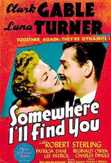 Somewhere I'll Find You - Poster