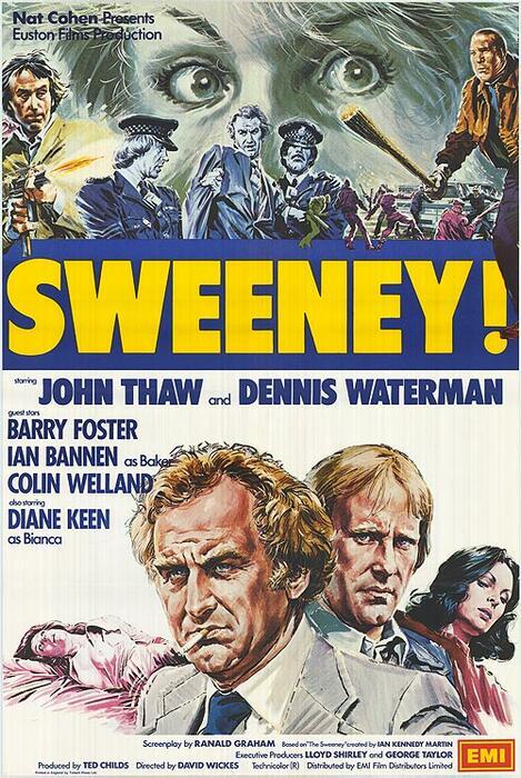 Deckname Sweeney - Bild 1 von 1
