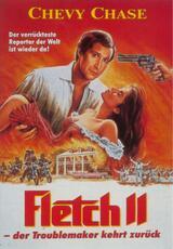 Fletch 2 - Der Troublemaker kehrt zurück - Poster