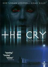 The Cry - Poster