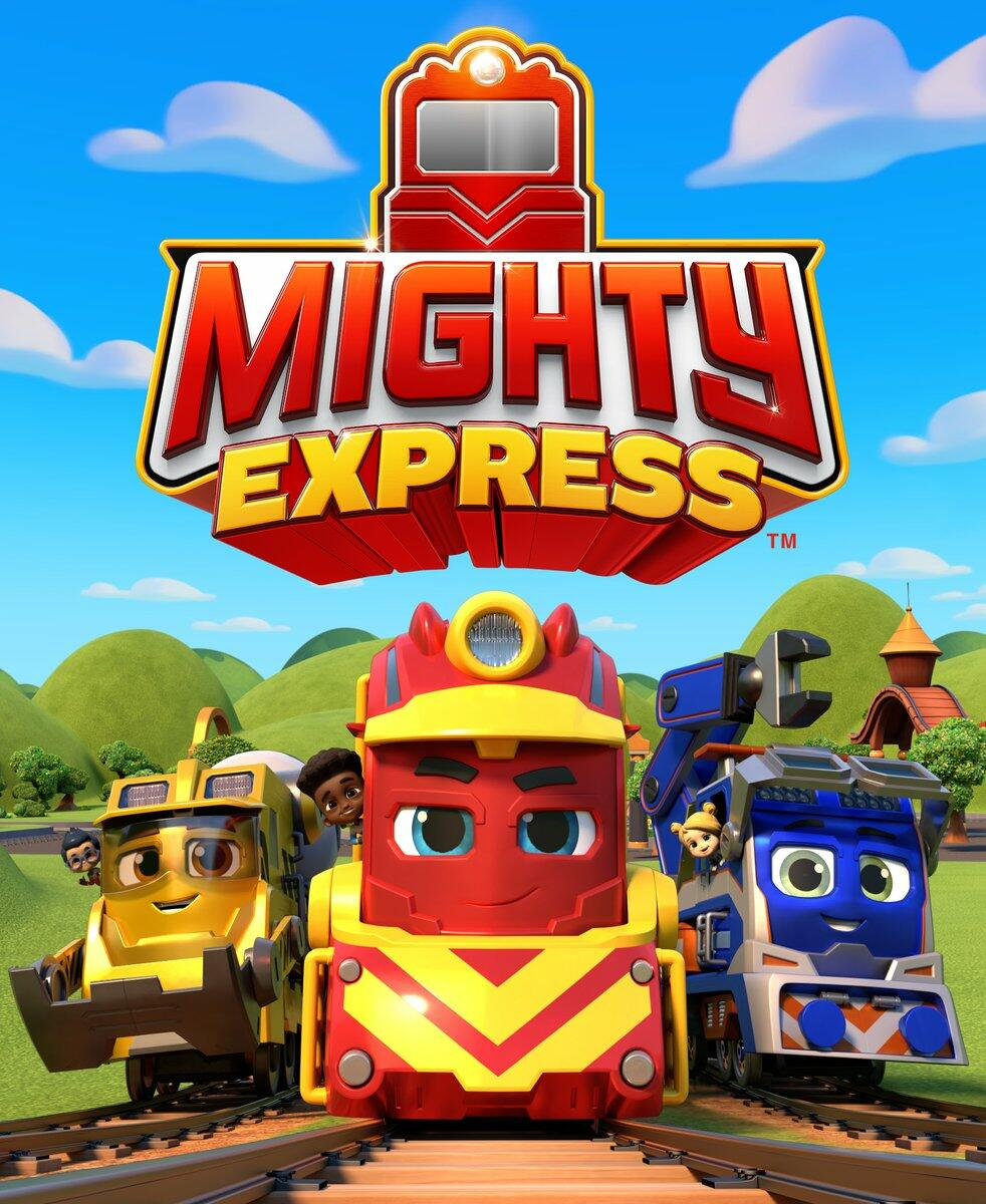 Mighty Express - Superschnelle Zugfreunde - Staffel 2