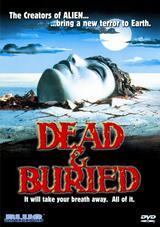 Tot und begraben - Poster
