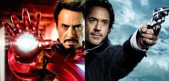 Iron Man Robert Downey Jr Sherlock Holmes Favimcom