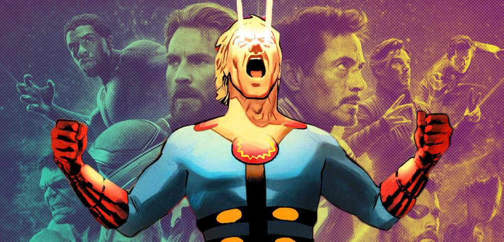 The Eternals ist der größte Film nach Avengers 4