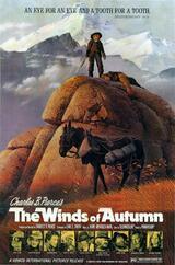 Herbststürme - Poster