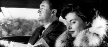 Ingrid Bergman und George Sanders