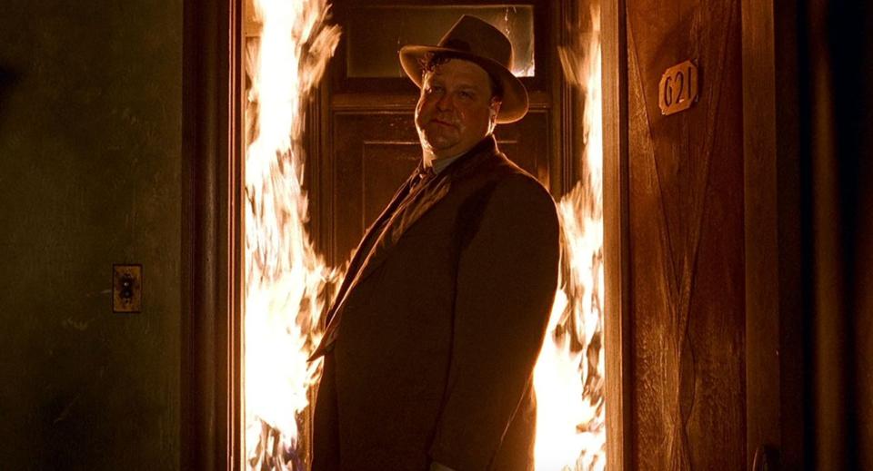 Barton Fink mit John Goodman