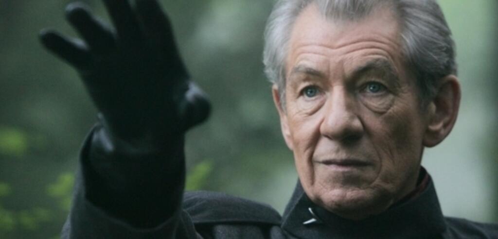 Ian McKellen als Magneto in X-Men: Days of Future Past