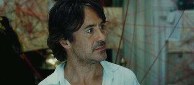 Robert Downey Jr. bald in Pinocchio?