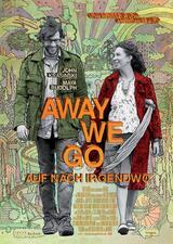 Away We Go - Auf nach Irgendwo - Poster