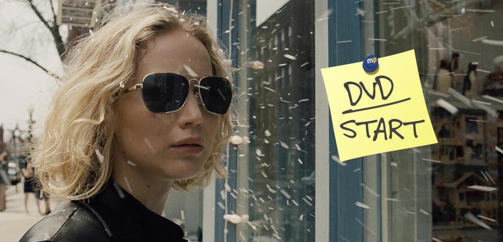 Neu auf DVD und Blu-ray: Joy mit Jennifer Lawrence