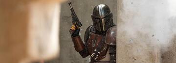 The Mandalorian ist ein der vielversprechenden Star Wars-Realserien.