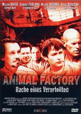 Animal Factory - Rache eines Verurteilten - Poster