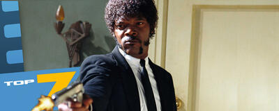 Jules aus Pulp Fiction