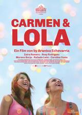 Carmen & Lola - Poster