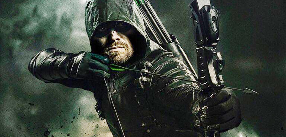 Green Arrow Staffel 6