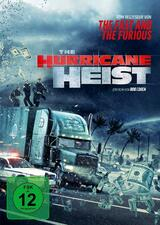 The Hurricane Heist - Poster