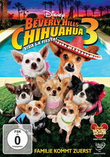Beverly Hills Chihuahua 3 - Poster