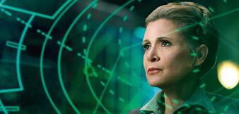 Carrie Fisher, mehr als nur Leia