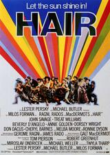 Hair - Poster