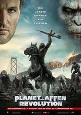 Planet der Affen: Revolution - Poster