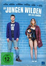 Die jungen Wilden - Eine sexy Komödie - Poster